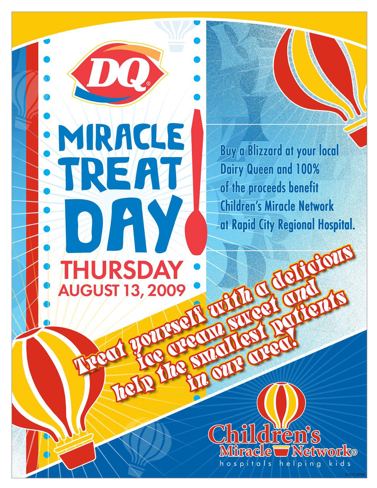 CMN Treat Day Flyer