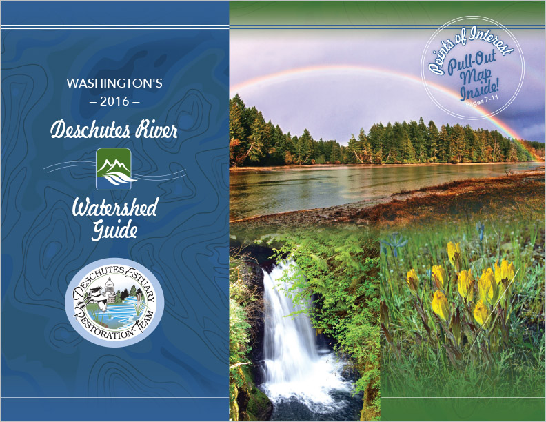 Deschutes Estuary Restoration Team Booklet Olympia, WA
