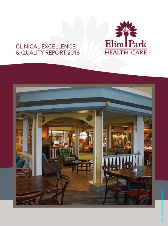 Elim Park Health Care Quality Report Cheshire, CT