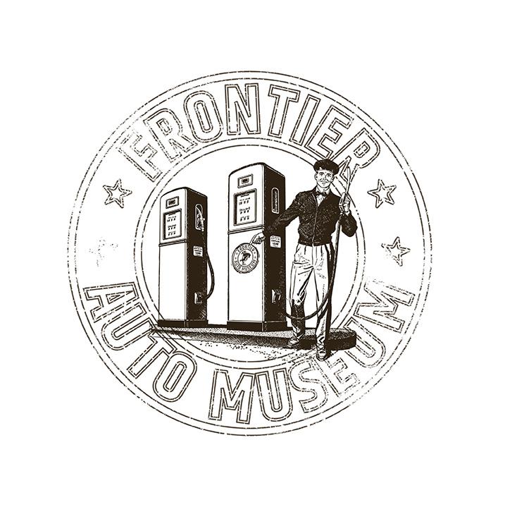 Frontier Auto Museum Shirt Design Gillette, WY
