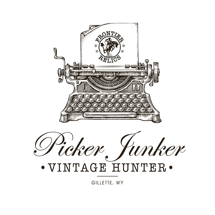 Frontier Relics Shirt Design Gillette, WY