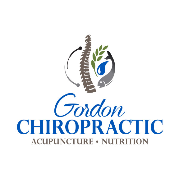 Gordon Chiropractic Logo Gordon, NE