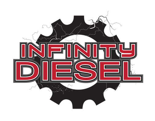 Stec's Advertising Specialties Infinity Diesel Logo Rapid City, SD