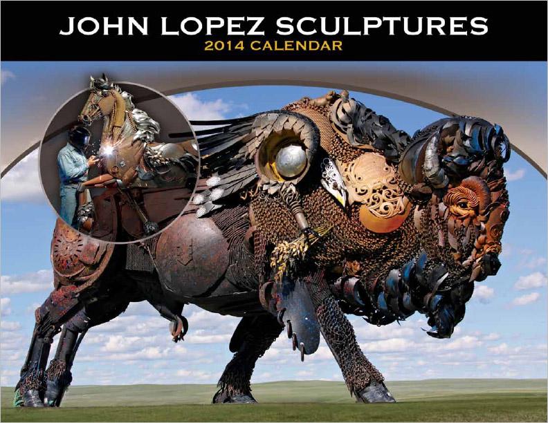 John Lopez Calendar Rapid City, SD