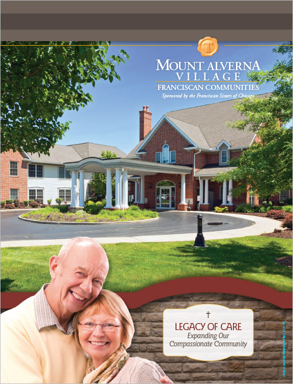Abbey Group Mount Alverna Village Booklet Rapid City, SD
