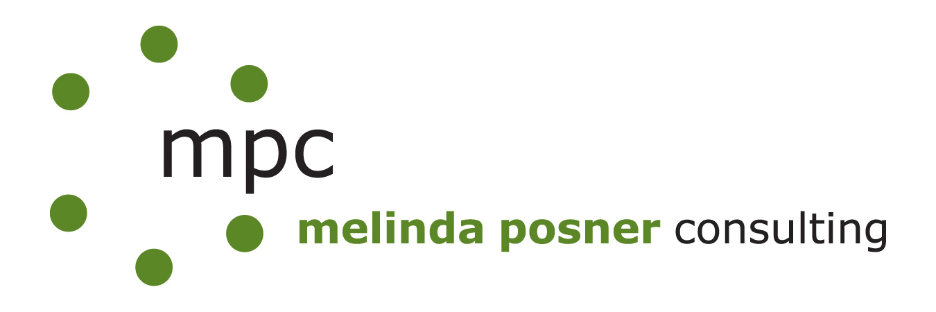 Melinda Posner Consulting Logo Olympia, WA