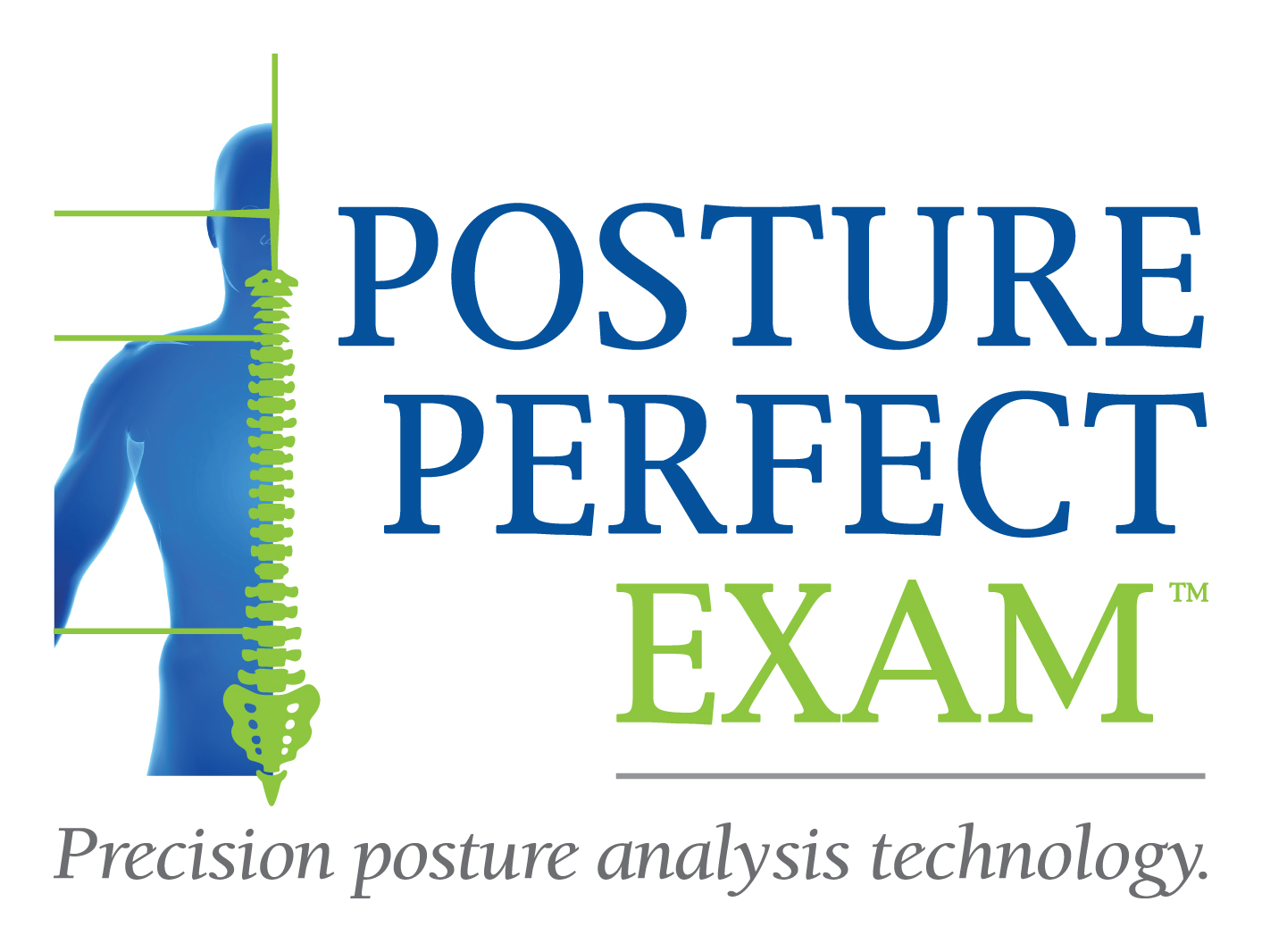 Posture Perfect Exam Logo