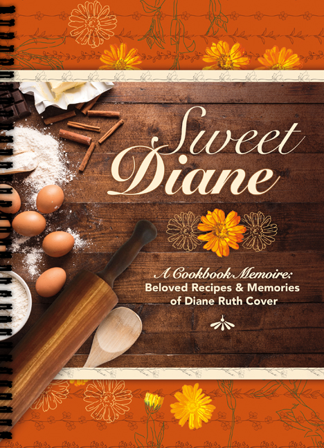 Sweet Diane Cookbook