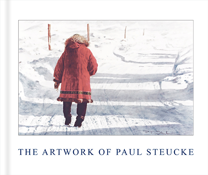 The Artwork of Paul Steucke