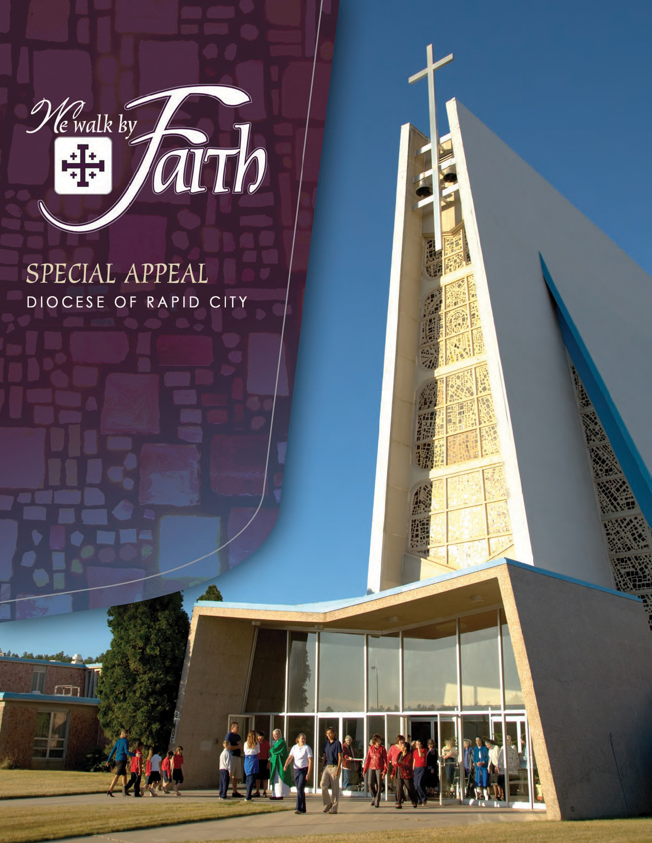 We Walk by Faith Appeal Booklet
