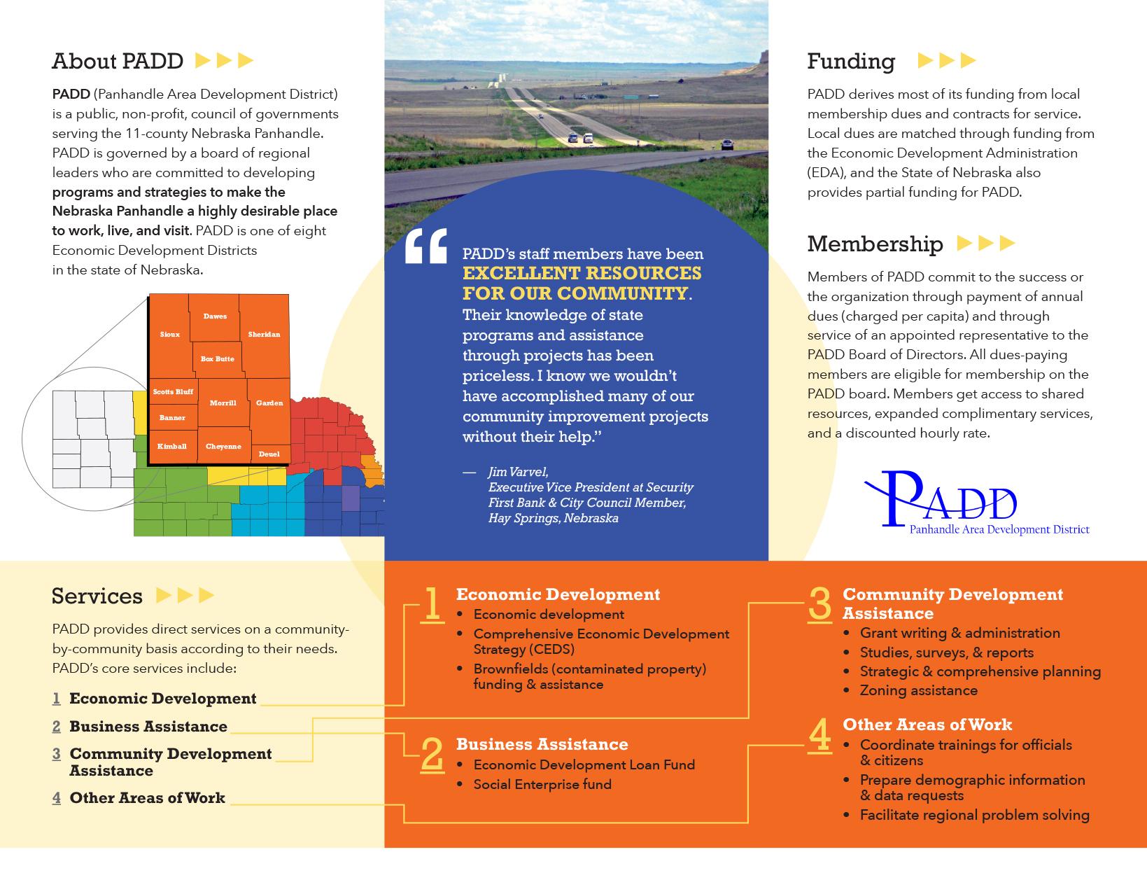 PADD Brochure