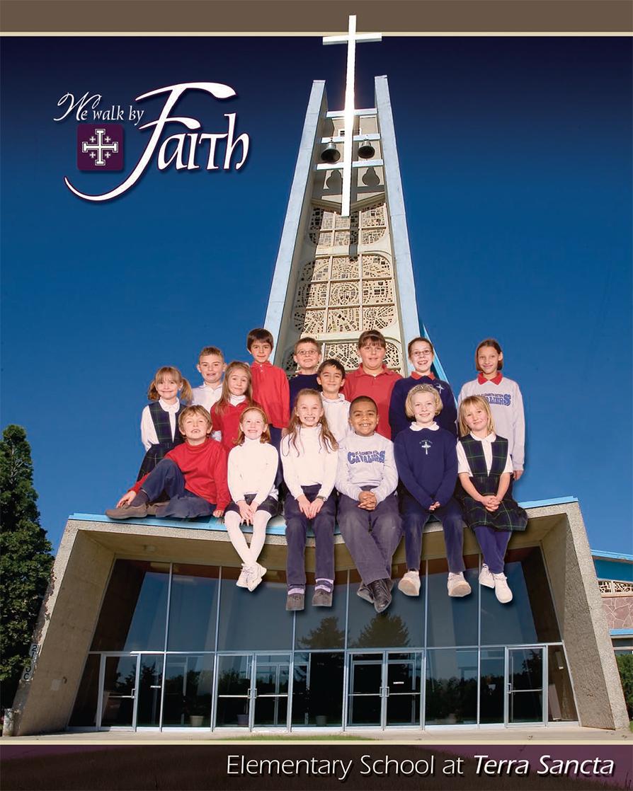 We Walk by Faith Terra Sancta Booklet