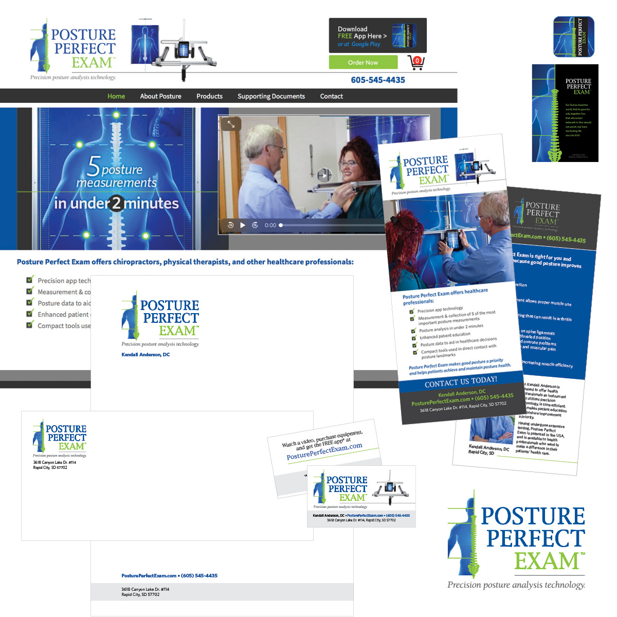 Posture Perfect Exam Identity